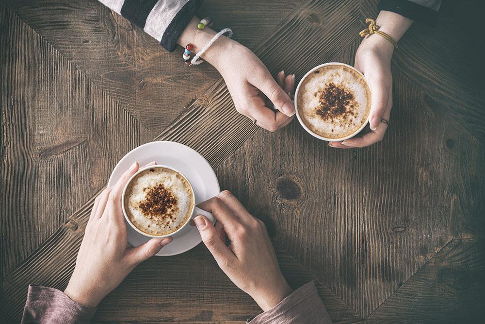 Tomar café con encanto en Madrid, blog gavirental