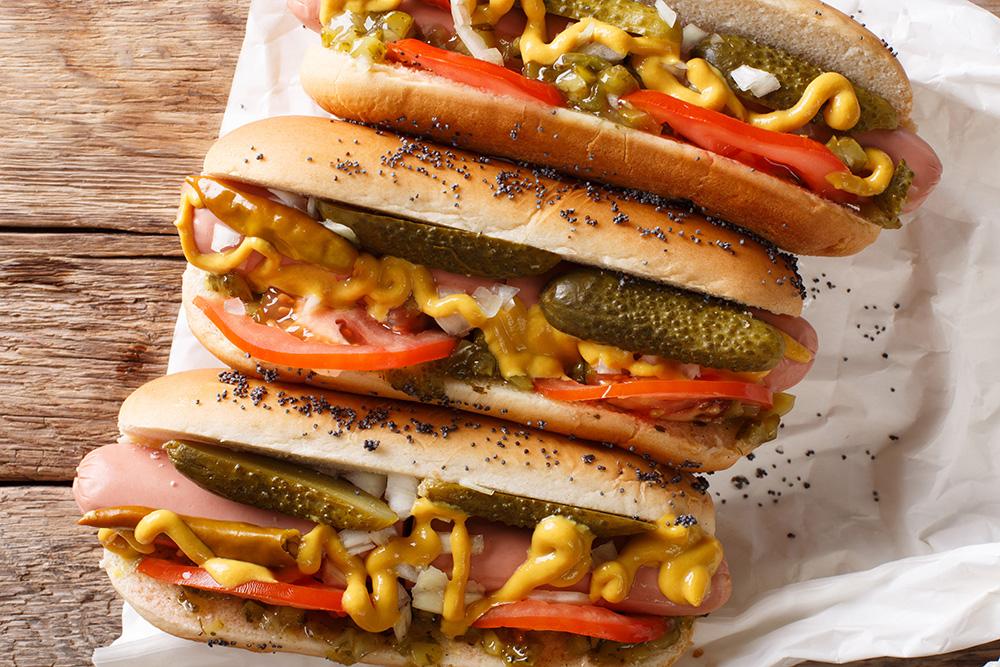 Hot Dogs Originales en Madrid, gavirental
