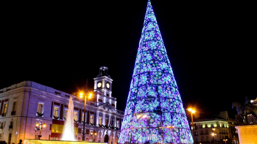 Las luces de Navidad en Madrid 2019-2020 que no te puedes perder