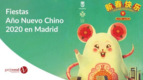 Festival del Nuevo Año Chino 2020