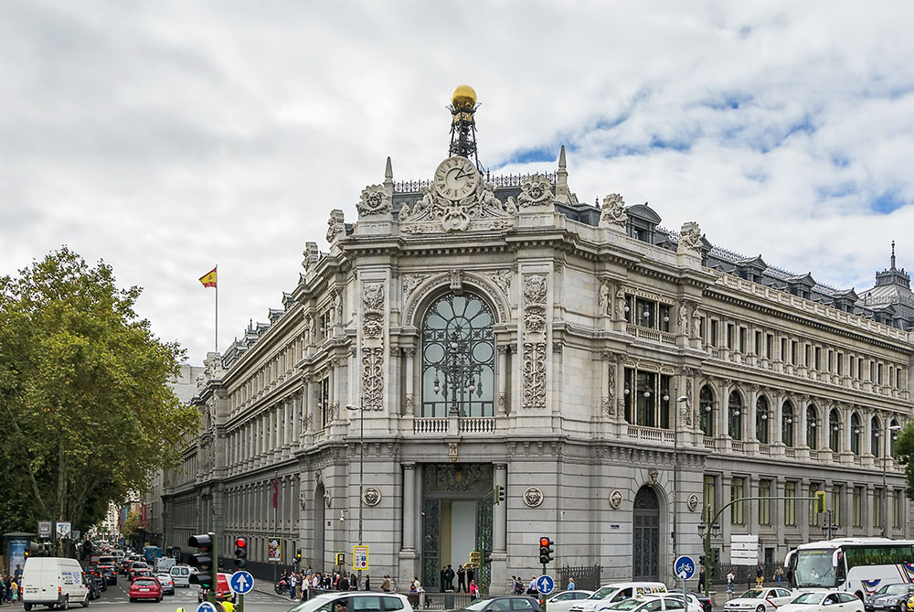 Banco de españa de madrid, gavirental
