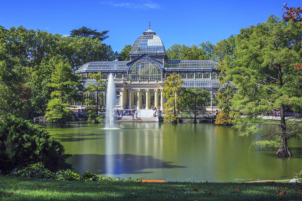 Palacio de Cristal de Madrid, Gavirental