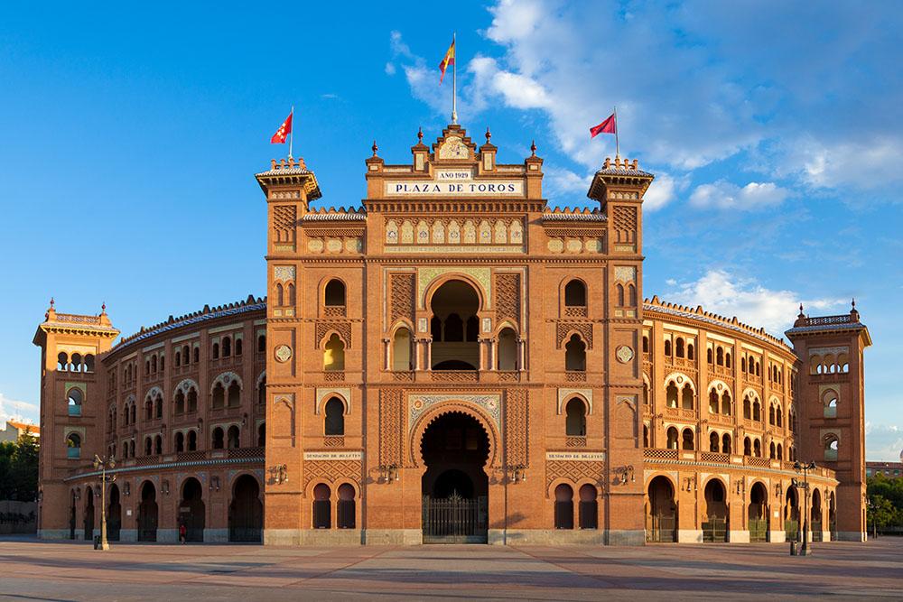 Plaza de las Ventas, gavirental