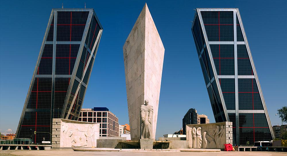 Torres Kío de Madrid, gavirental