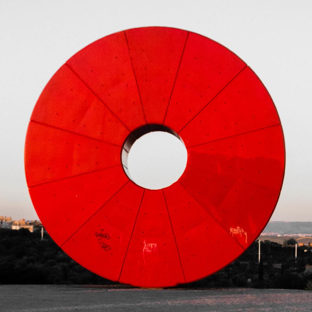 El Gran Donut Rojo Gavir