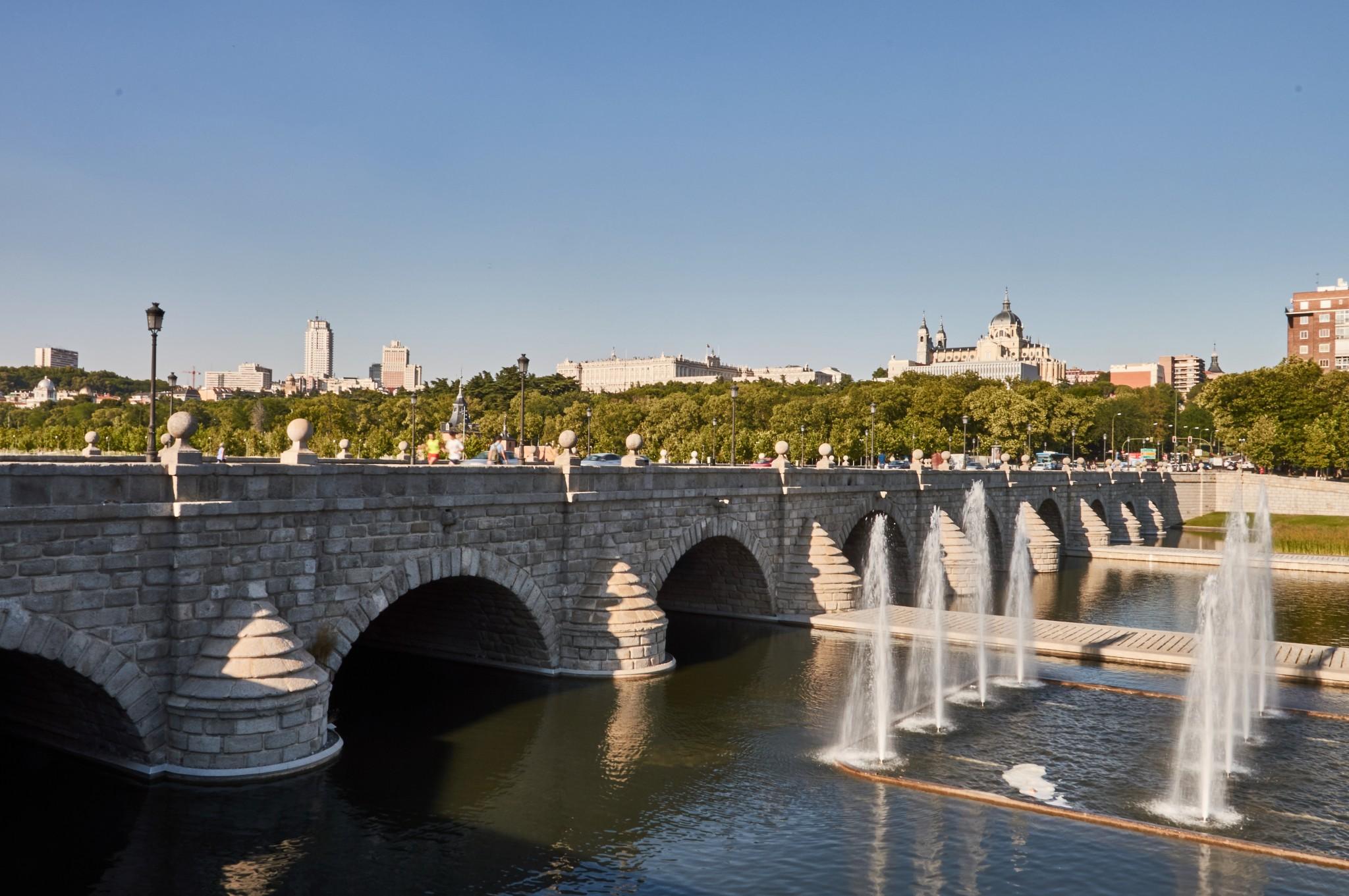 Puente de Segovia, puentes míticos de Madrid, Gavirental
