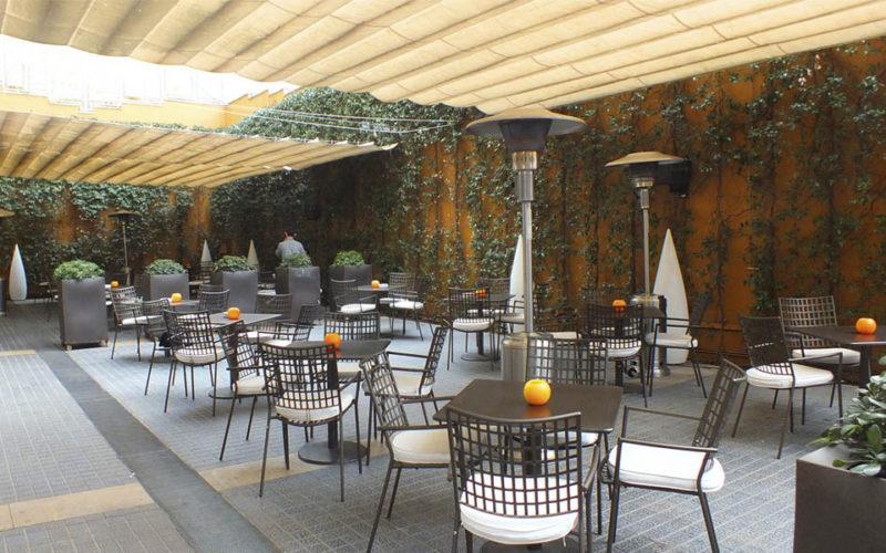 Botania, terrazas de Madrid, Gavirental