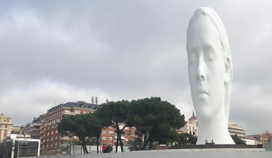 Julia escultura, gavirental