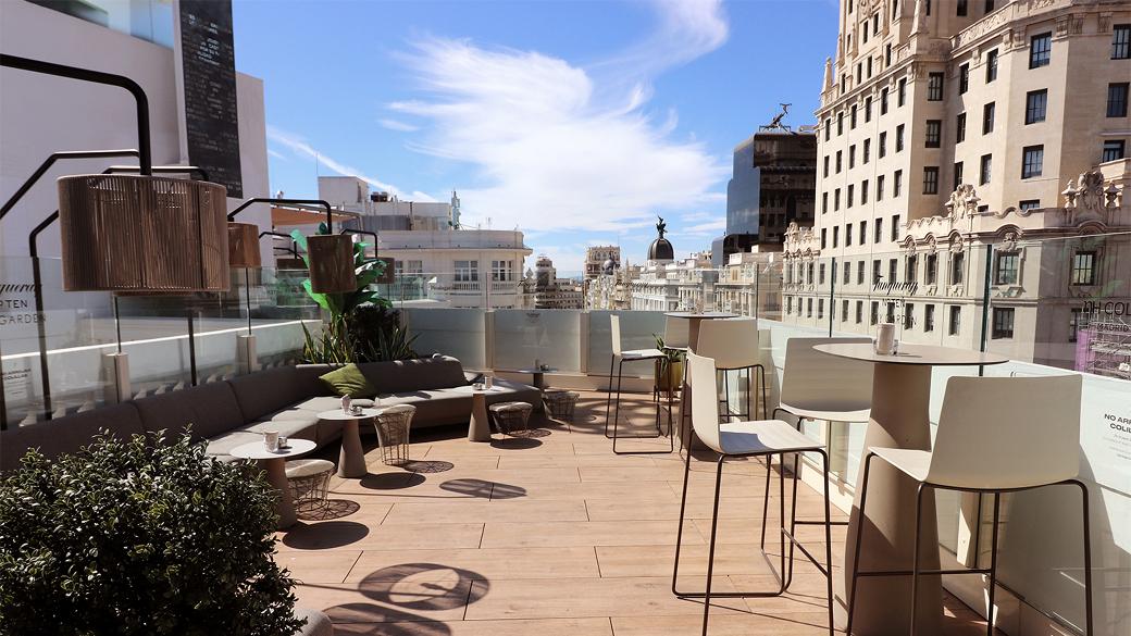 Picalagartos, terrazas de Madrid, Gavirental