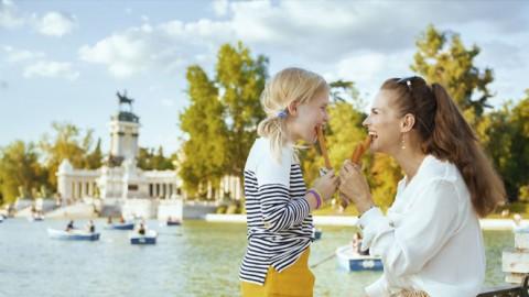 Planes veraniegos para hacer en familia por Madrid