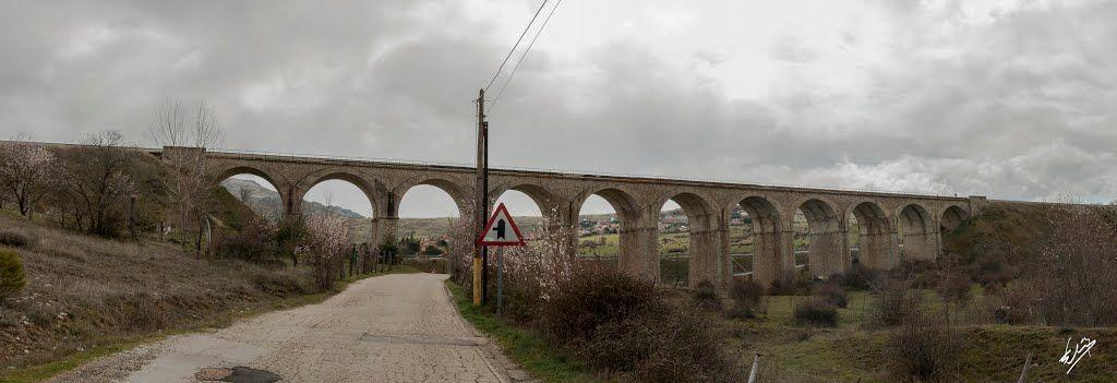 Puente de los once ojos, puentes míticos de Madrid, Gavirental