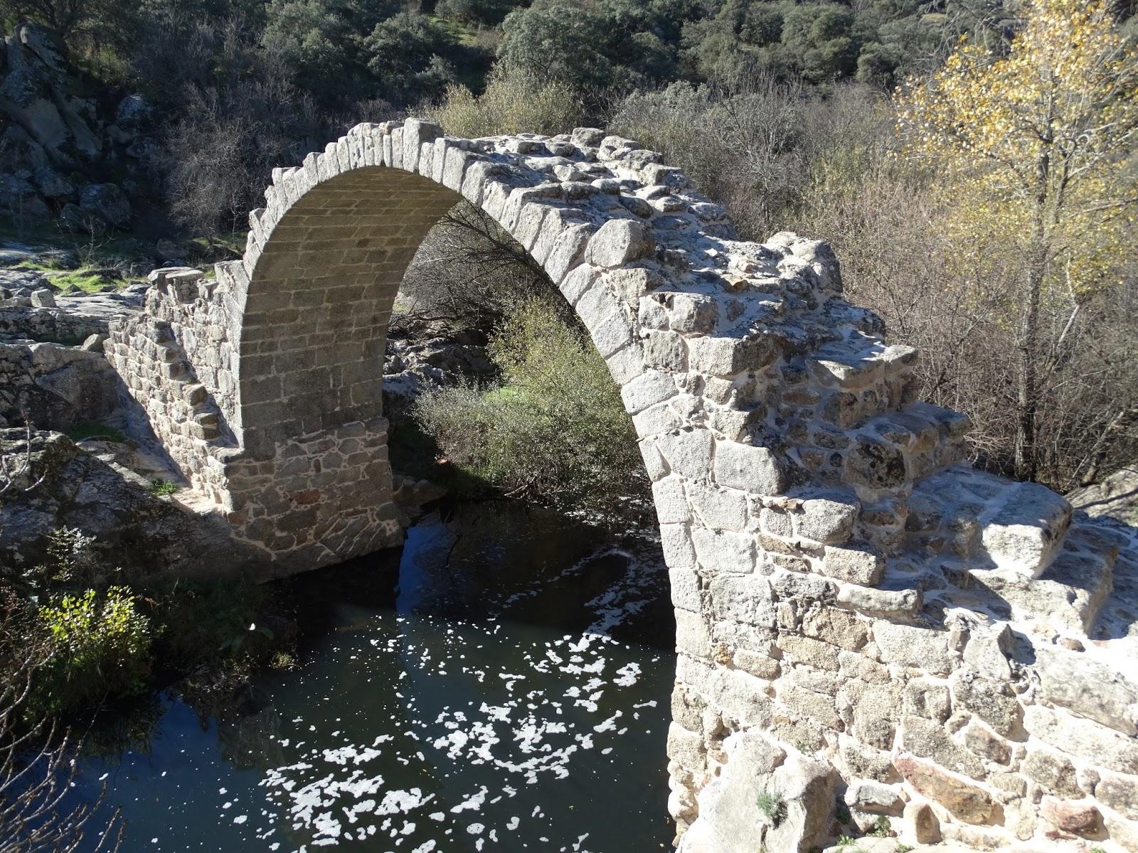 Puente de alcanzorla, puentes míticos de Madrid, Gavirental