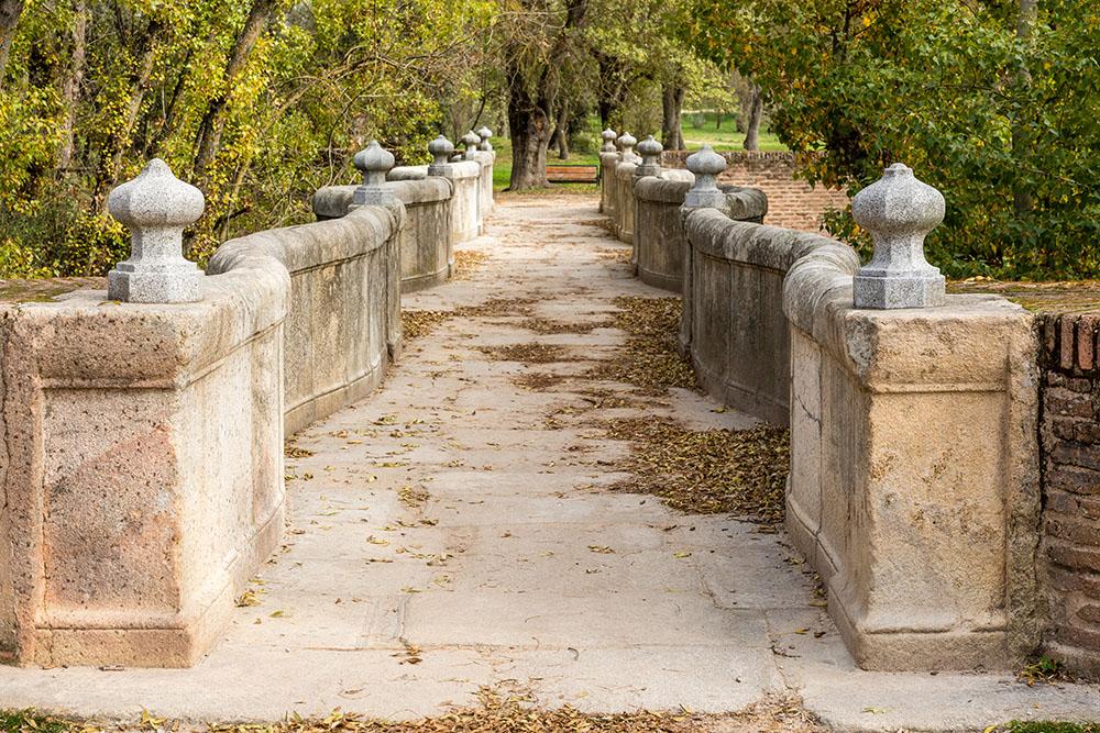 Puente de la culebra, puentes míticos de Madrid, Gavirental