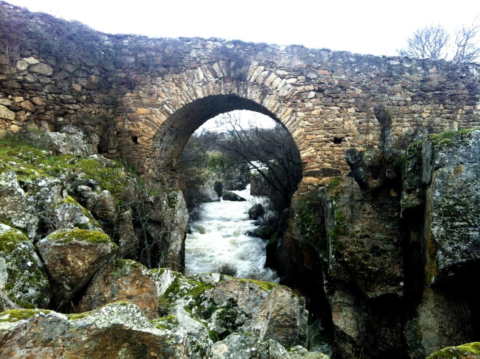 Puente del congosto, puentes míticos de Madrid, Gavirental