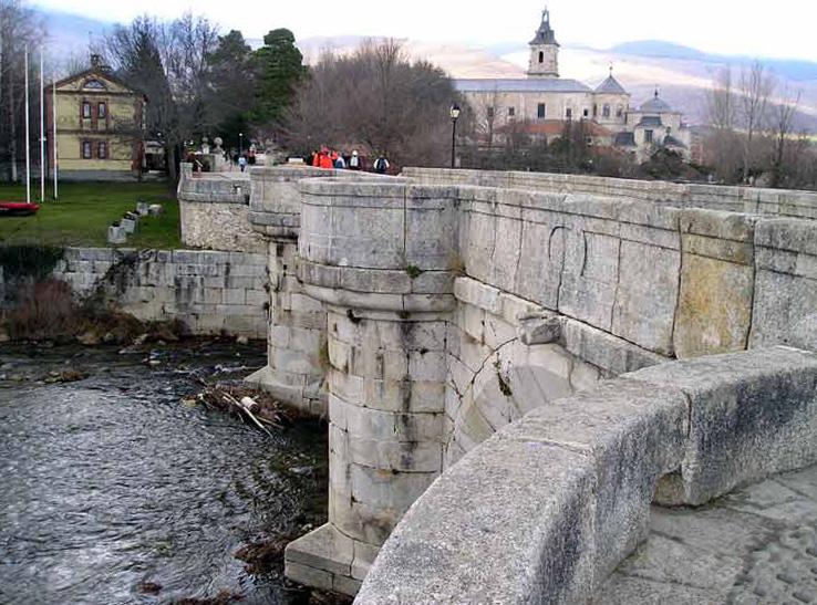 El Puente del perdón, puentes míticos de Madrid, Gavirental