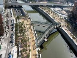 Puente del principado de andorra, puentes míticos de Madrid, Gavirental