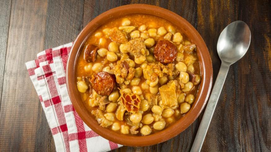 Gastronomía madrileña en Madrid