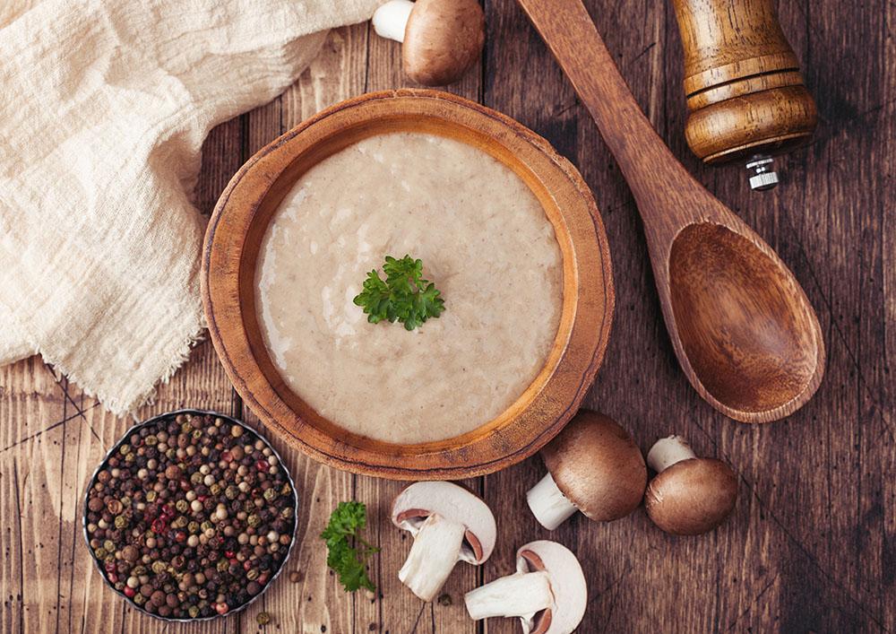 Gastronomia de otoño, temporada de setas en madrid, gavirental