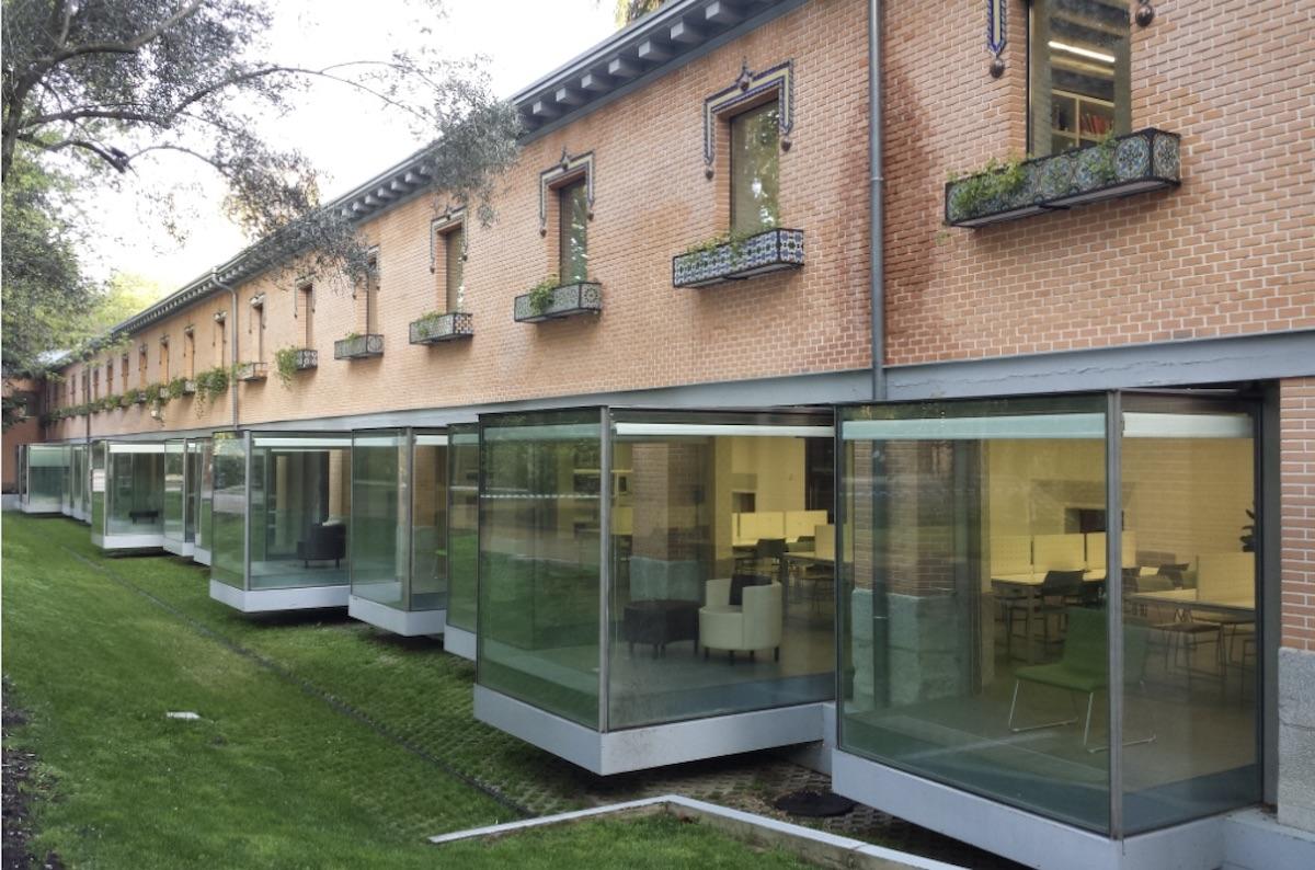 Biblioteca Eugenio Trías, Madrid, Gavirental