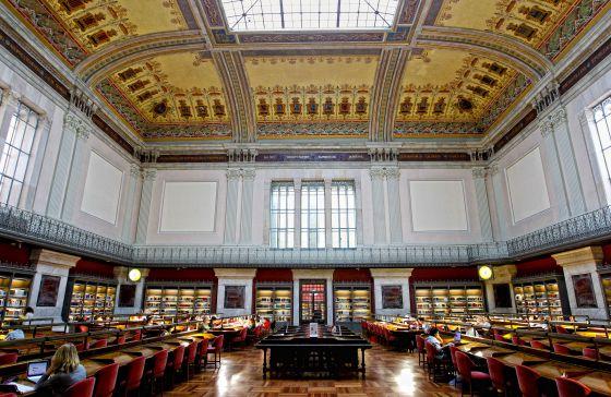 Biblioteca nacional de España, Madrid, Gavirental