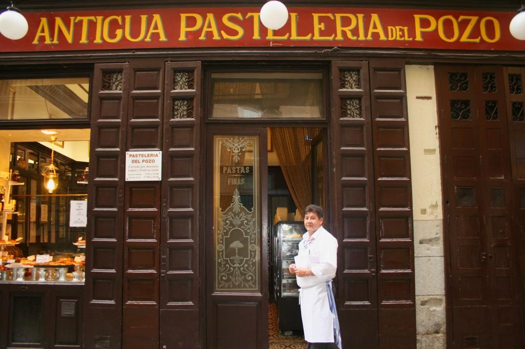 Antigua pastelería el pozo, gavirental