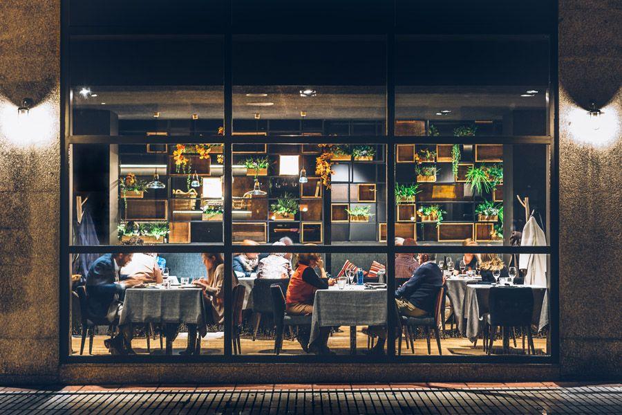 Restaurante lakasa, gavirental