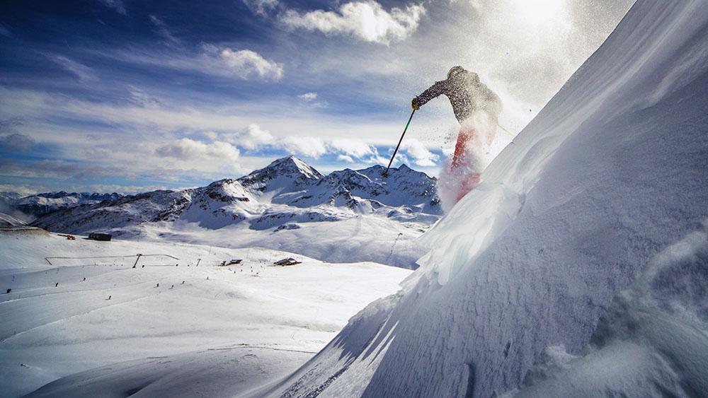 Esquí alpino, gavirental