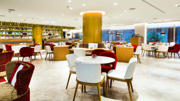 Restaurante DOMO, gavirental