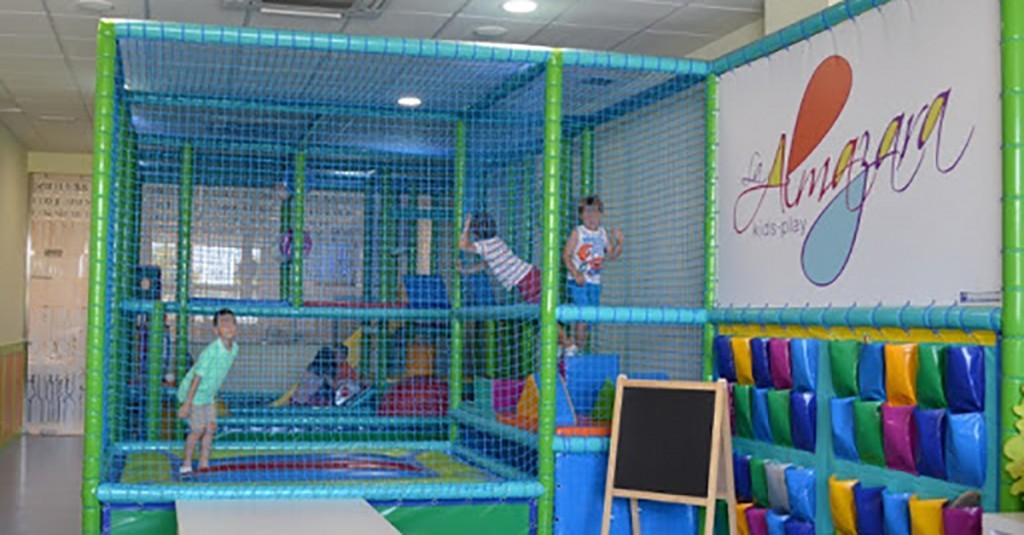 Restaurante la almazara, restaurantes con niños en Madrid, Gavirental