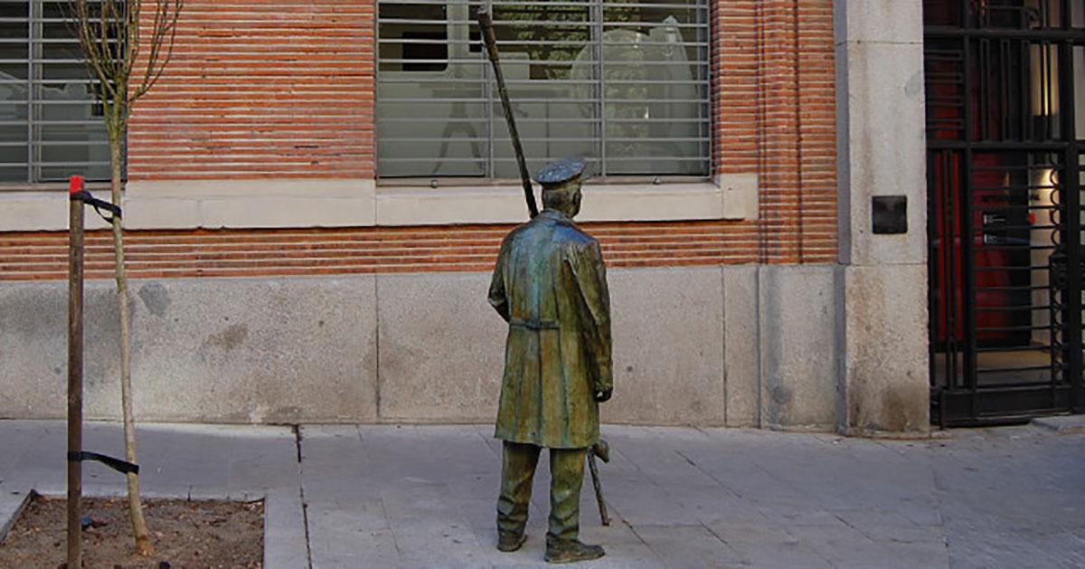 El farolero madrileño, gavirental